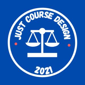 Just Course Design 2021 Logo