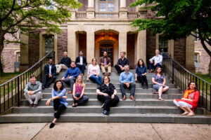 New faculty 2021 - 22